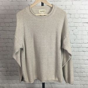 Eddie Bauer Men's Long Sleeve Sweater REDUCED!!!